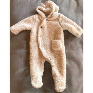 Zara baby fleece